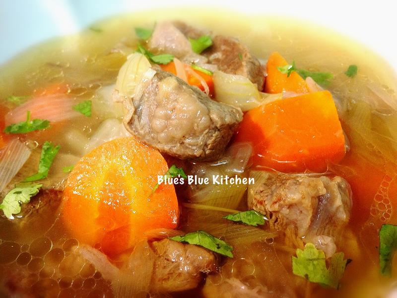清燉洋蔥牛肉湯