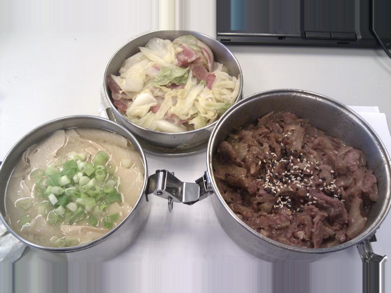 【料理Bu】米漢堡變身!!!洋蔥豬肉燴飯