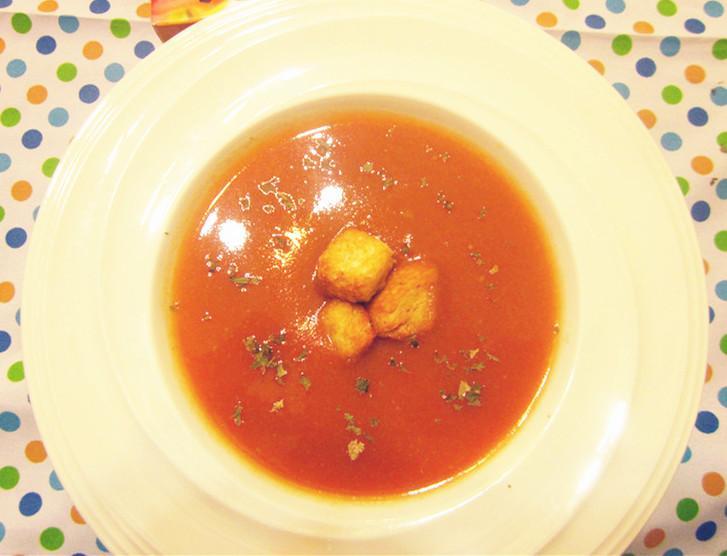 咖哩濃湯-把蔬菜藏起來