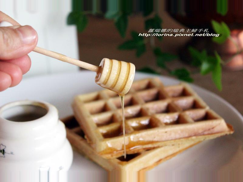 自製鬆餅粉&鬆餅好吃的秘訣