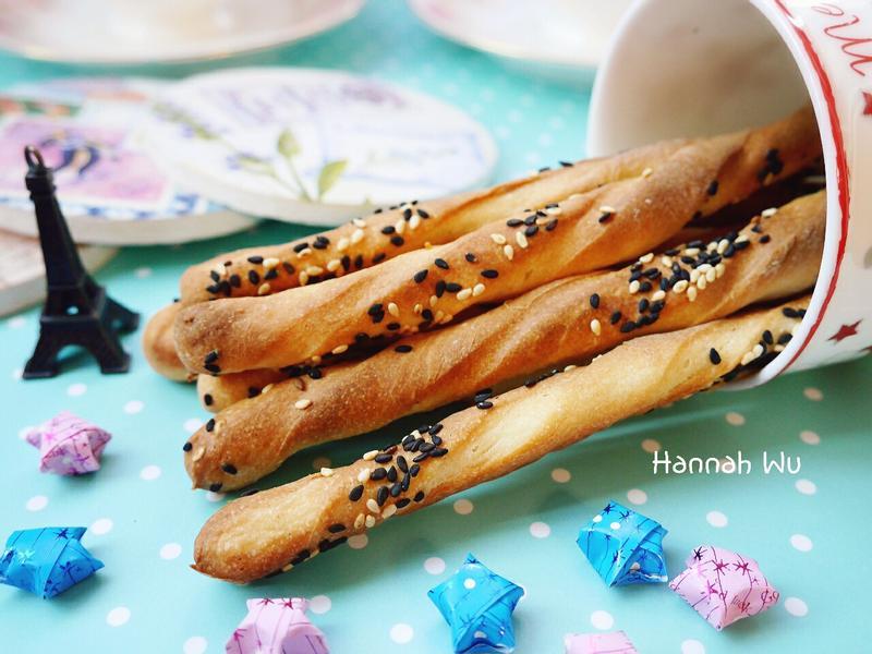 芝麻麵包棒
