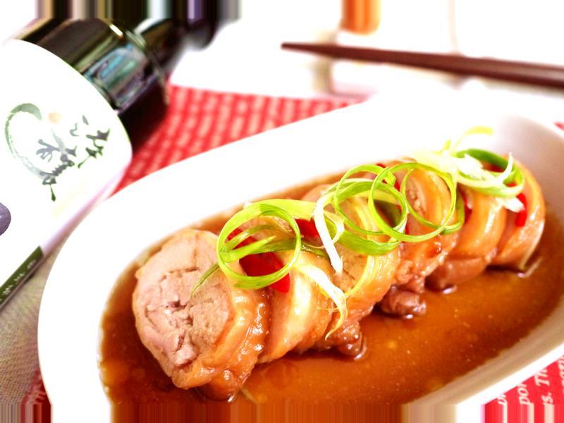 香滷雞腿卷【淬釀開運年菜】
