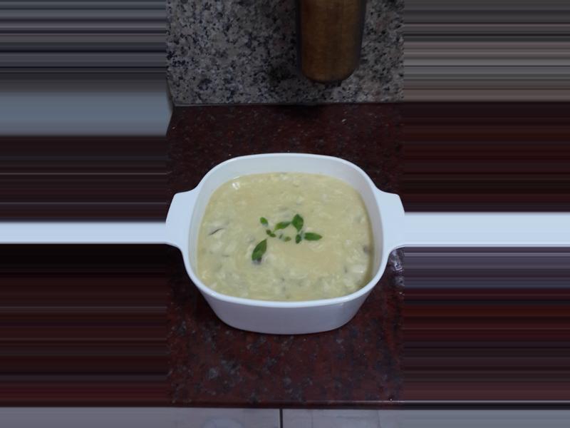 玉米濃湯(吐司版)