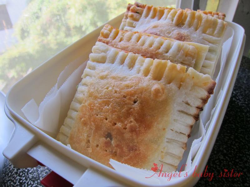 野餐-義大利麵口袋餅