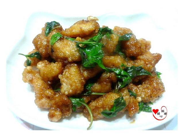 [李錦記舊庄特級蠔油125週年]塔香蠔醬魚