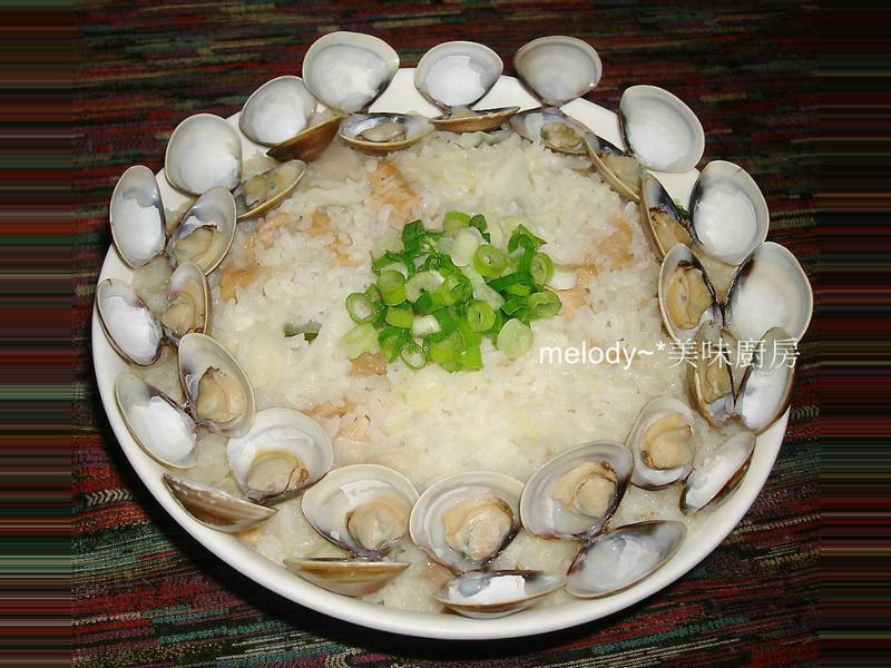 食蔬蛤蜊雞肉炊飯