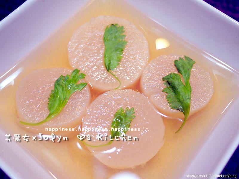♫【日式蘿蔔湯♥ ワカメを大根 ♥】清甜原味最自然