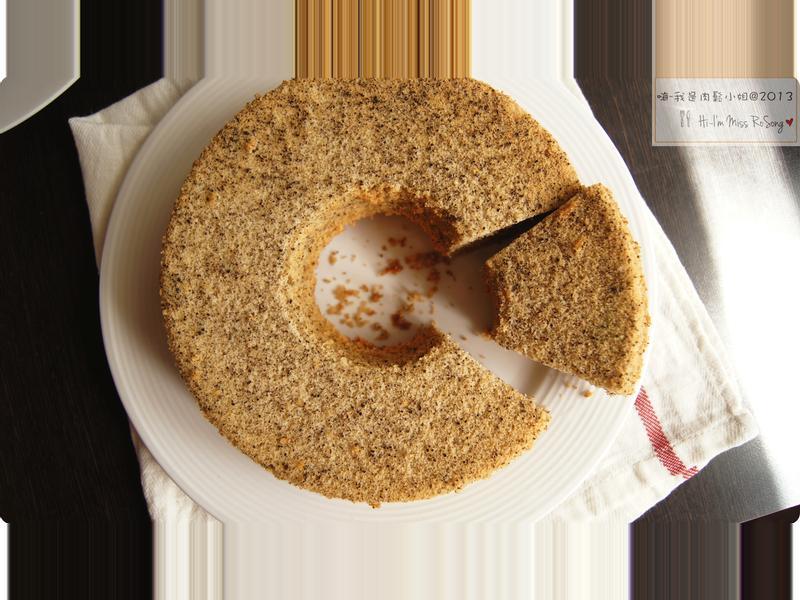 格雷伯爵戚風蛋糕