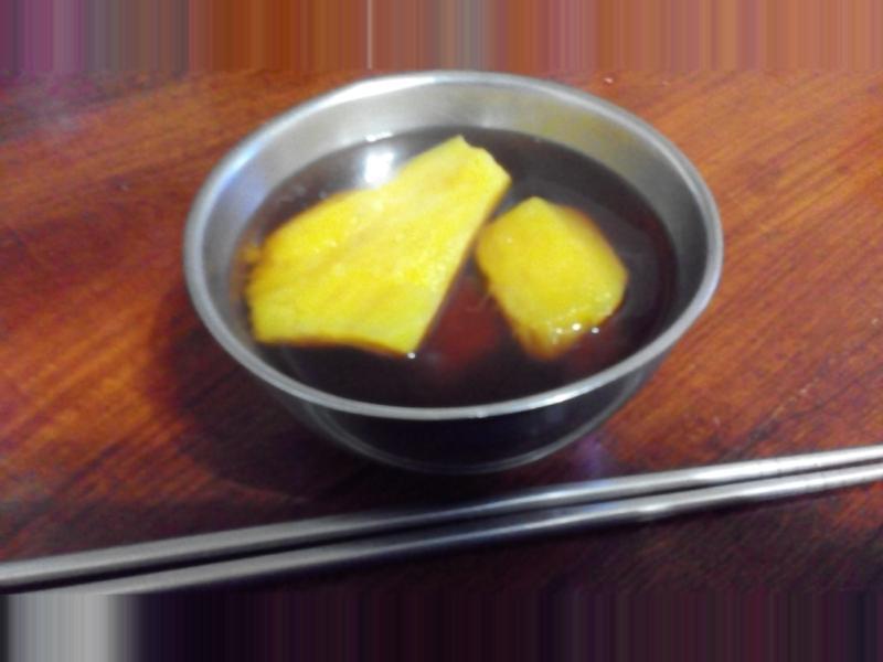 黑糖地瓜湯