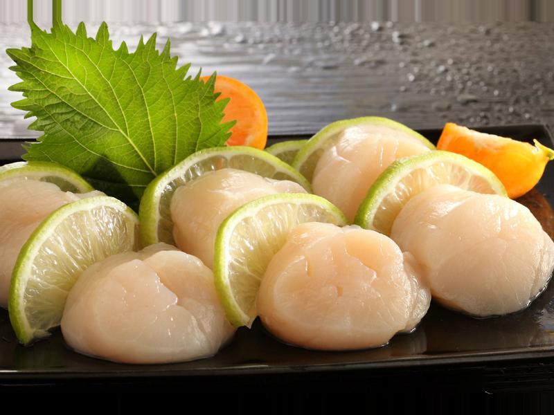 [上野物產] 日本生食級干貝