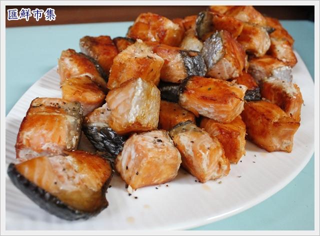 【超方便快速料理】迷迭香鮭魚