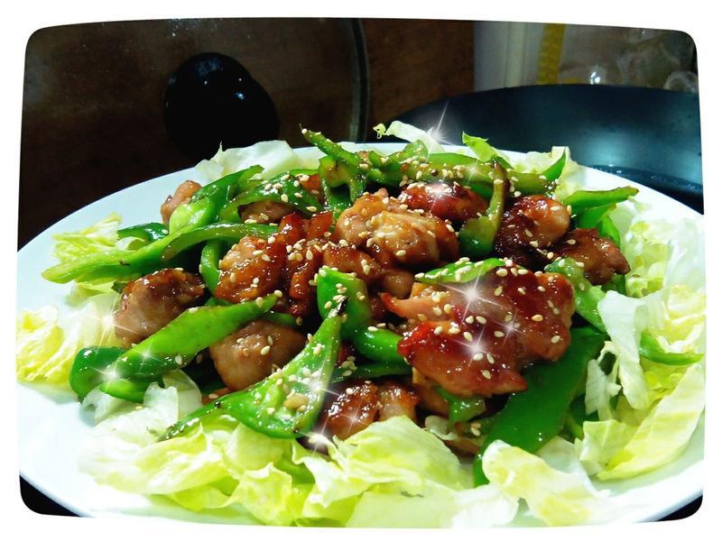 韓式風味炸雞