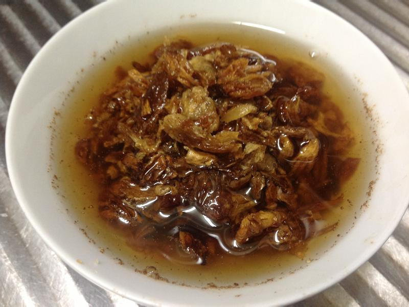 簡易紅蔥油酥