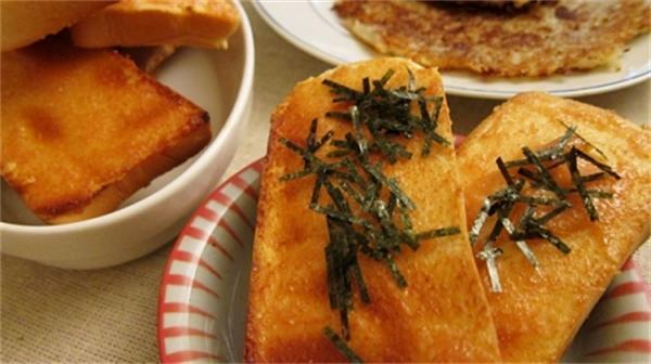 明太子烤土司