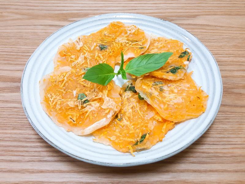 【低蛋白】地瓜籤餅