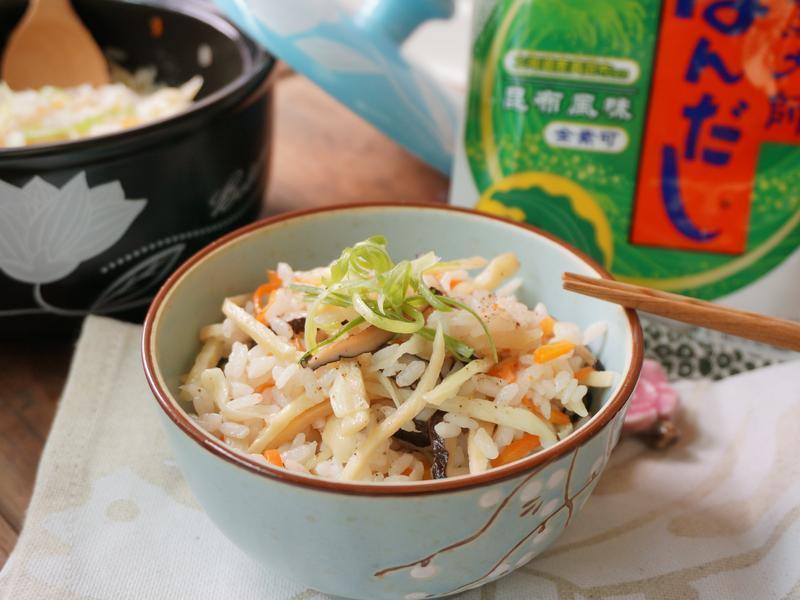 茭白筍炊飯[烹大師]