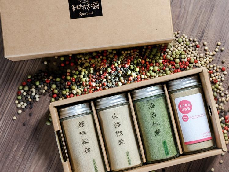 【瘋狂下殺】香料共和國香料禮盒