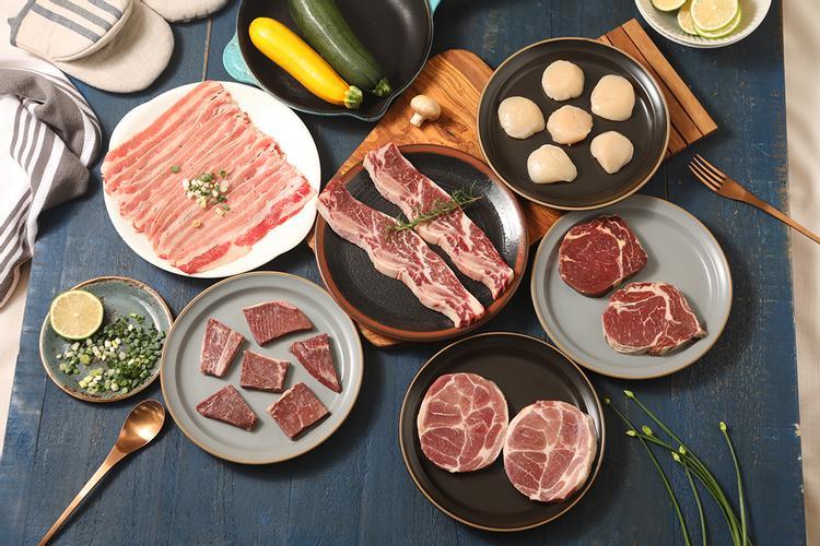 2018中秋限定超值肉品禮盒