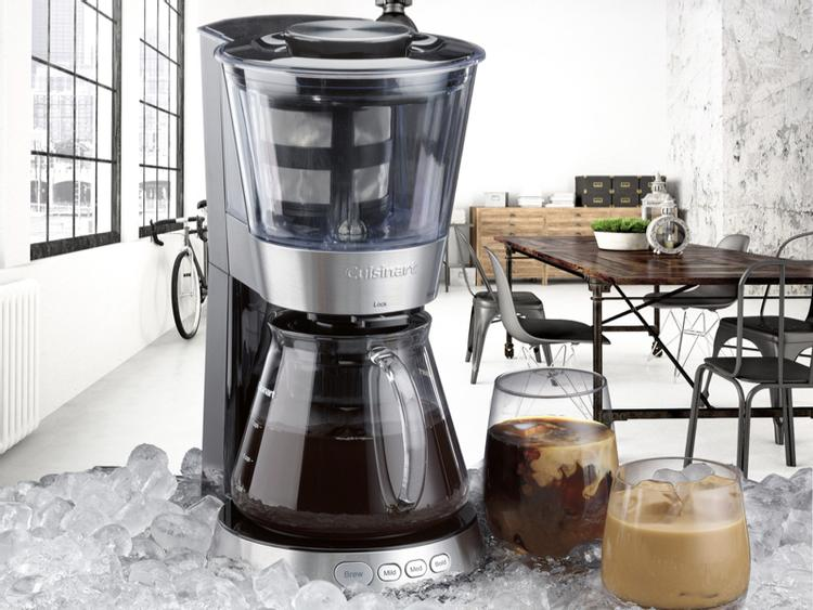 美國美膳雅 冷萃咖啡機