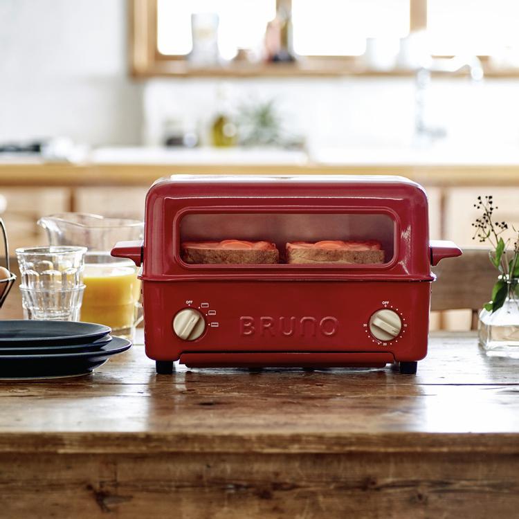 日本BRUNO多功能燒烤麵包機