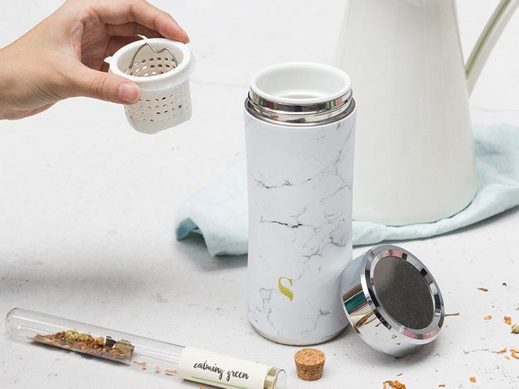 SWANZ 陶瓷保溫杯