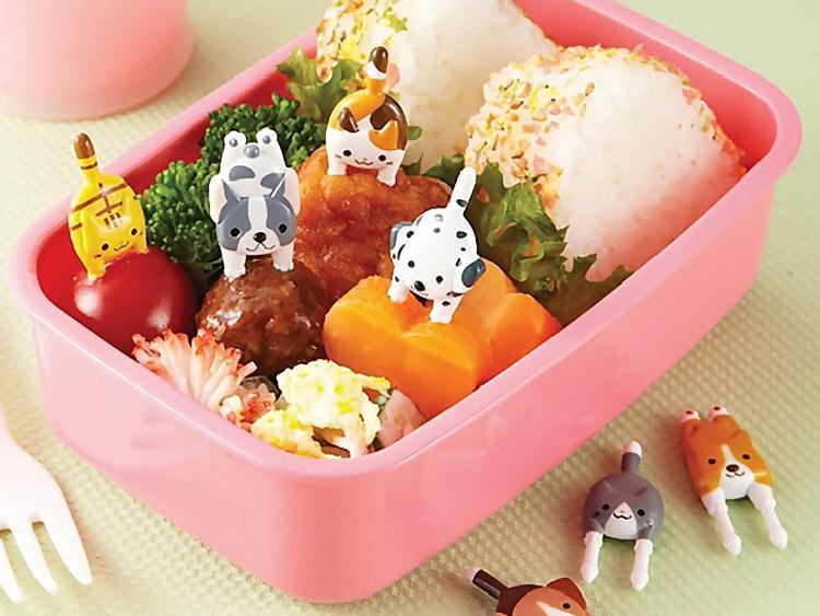 餐盒裝飾小物