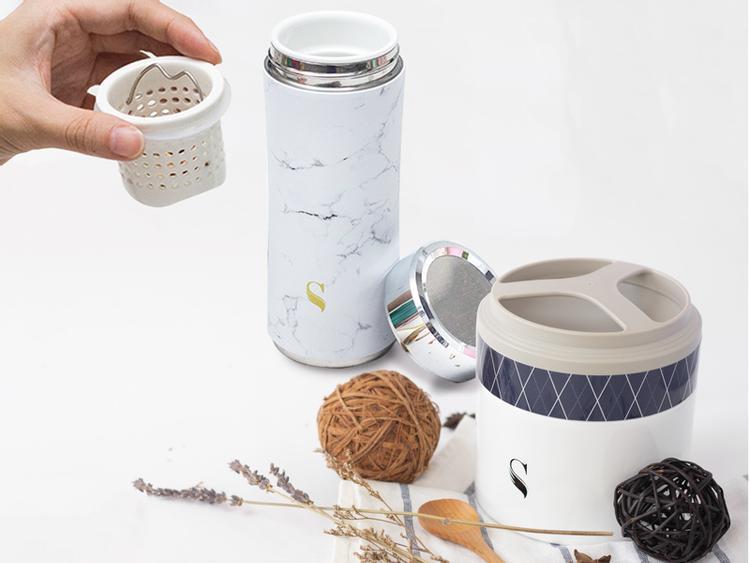 SWANZ 陶瓷保溫食物罐