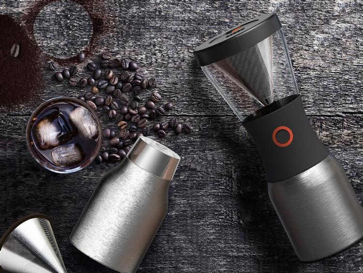 美國Asobu冷萃保冰咖啡壺