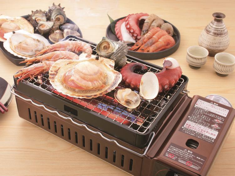 IWATANI日本岩谷烤爐大將