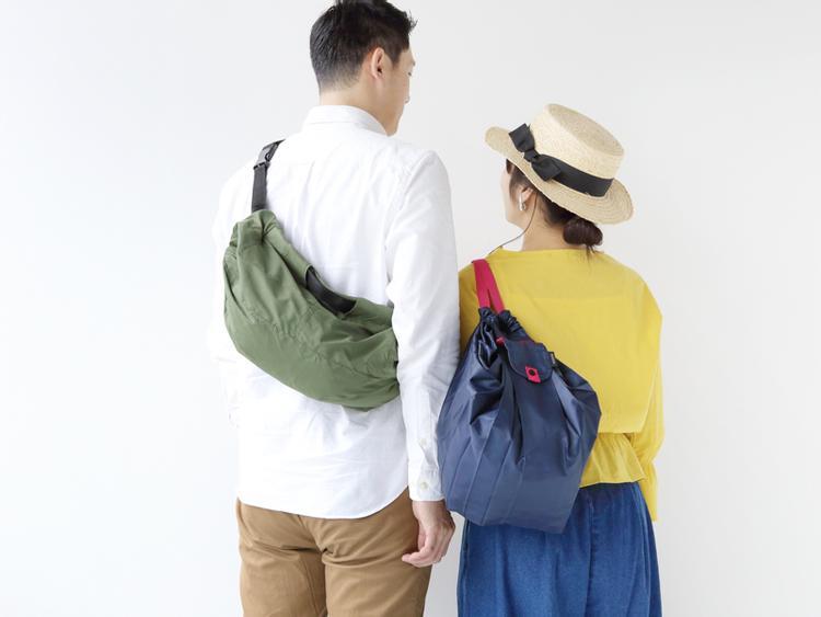 日本Shupatto折疊環保袋
