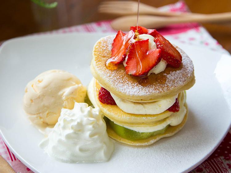北海道純天然小麥鬆餅粉