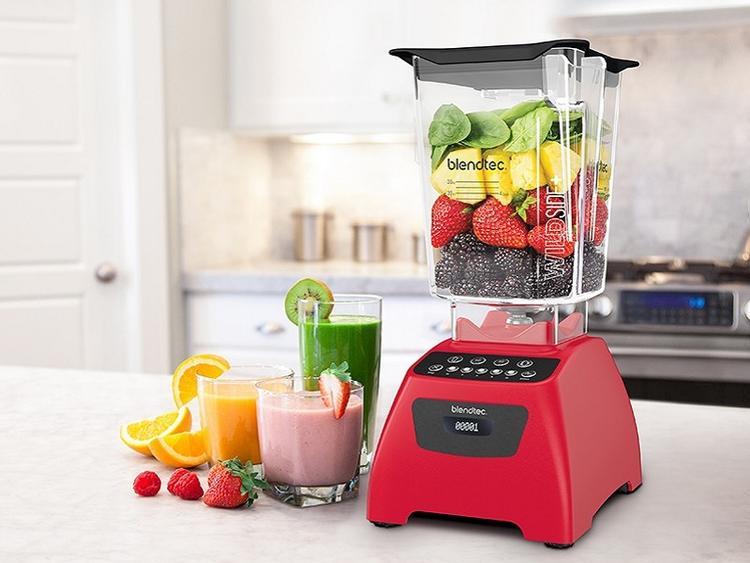 美國blendtec食物調理機