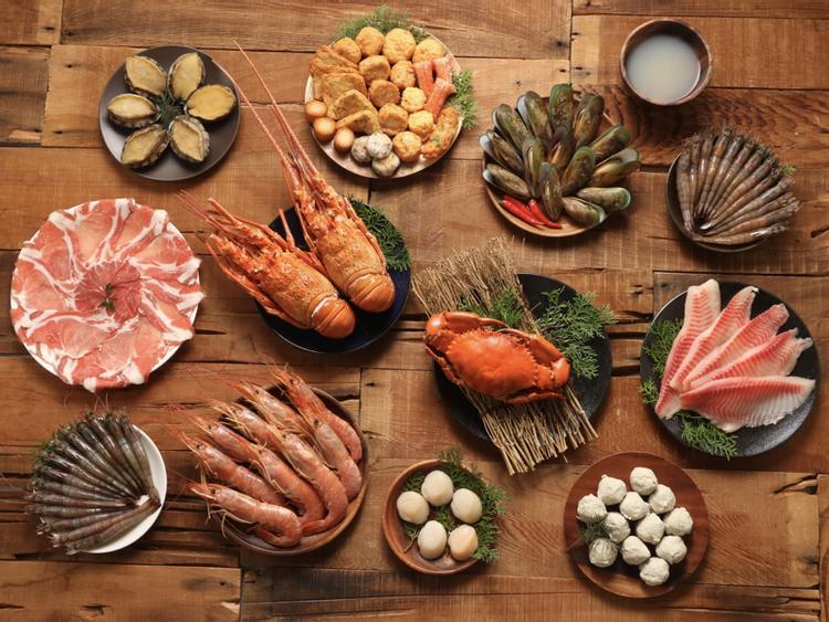 頂級海鮮鍋物系列