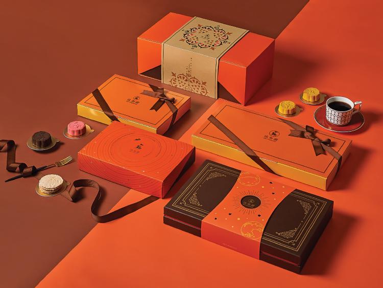 不二製餅 X 法布甜經典禮盒