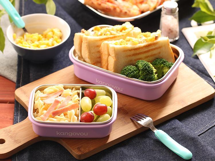 美國Kangovou小袋鼠餐具