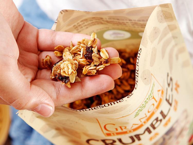 小麥的家 燕麥穀片系列