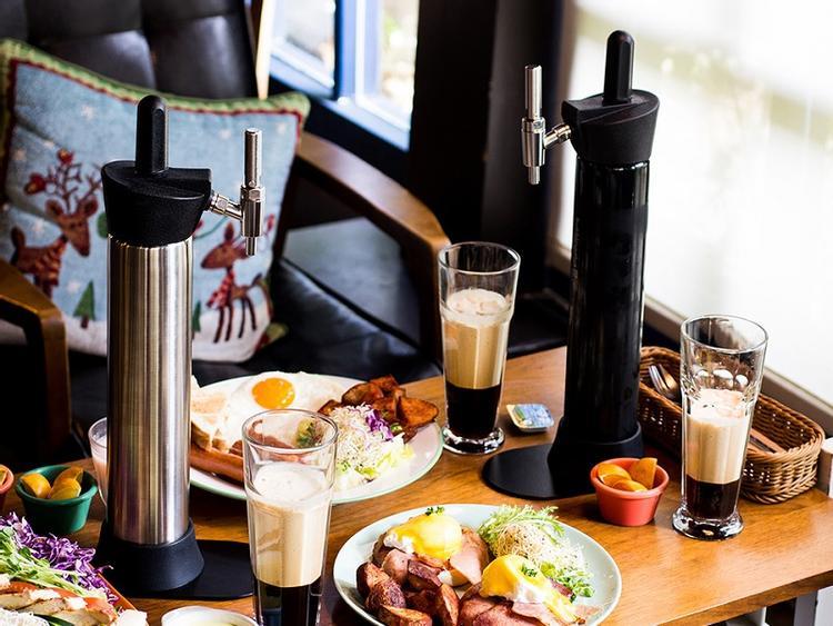 氮氣咖啡氣泡驚奇瓶